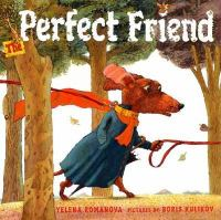 Cover image for The perfect friend