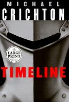 Cover image for Timeline [large print]