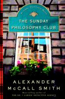 Cover image for The Sunday philosophy club