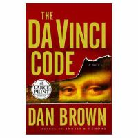 Cover image for The Da Vinci code. bk. 2 a novel : Robert Langdon series