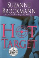 Cover image for Hot target. bk. 8 Troubleshooters series