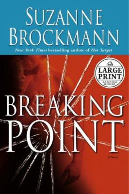 Cover image for Breaking point. bk. 9 [large print] : Troubleshooters series