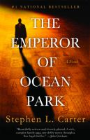 Cover image for The emperor of Ocean Park