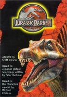 Cover image for Jurassic Park III : junior novelization
