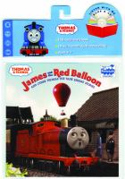 Imagen de portada para James and the red balloon [and other Thomas the tank engine stories].