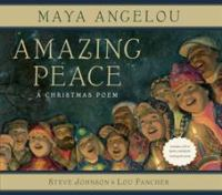 Cover image for Amazing peace : a Christmas poem
