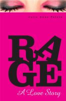 Cover image for Rage : a love story