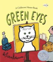 Cover image for Green Eyes