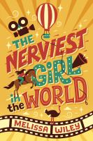 Imagen de portada para The nerviest girl in the world