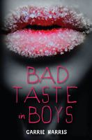 Cover image for Bad taste in boys