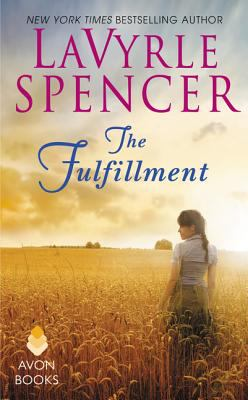Cover image for The fulfillment [large print]