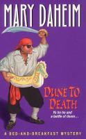 Imagen de portada para Dune to death. Book 4 : Bed-and-breakfast series
