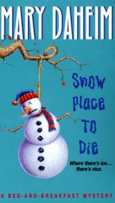 Cover image for Snow place to die. bk. 13 : Bed-and-breakfast series