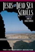 Imagen de portada para Jesus and the Dead Sea Scrolls.
