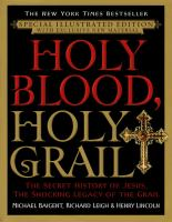 Cover image for Holy blood, Holy Grail