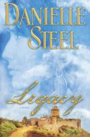 Cover image for Legacy : a novel