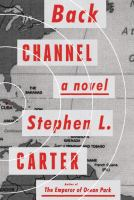 Cover image for Back channel