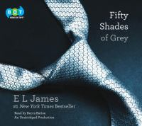 Cover image for Fifty shades of Grey. bk. 1 Fifty shades trilogy