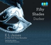 Cover image for Fifty shades darker. bk. 2 Fifty shades trilogy
