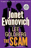 Cover image for The scam. bk. 4 [large print] : Fox and O'Hare series