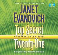 Cover image for Top secret twenty-one. bk. 21 Stephanie Plum series