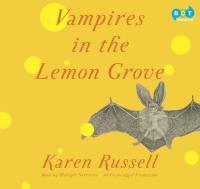Cover image for Vampires in the lemon grove