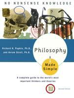 Cover image for Philosophy made simple