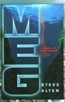 Cover image for Meg. bk. 1 : a novel of deep terror : MEG series