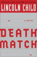 Cover image for Death match : a novel