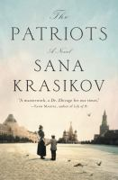 Cover image for The patriots : a novel