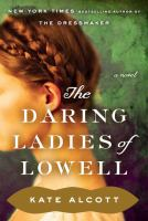 Cover image for The daring ladies of Lowell