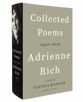 Cover image for Collected poems, 1950-2012