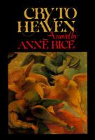 Cover image for Cry to heaven