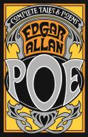 Cover image for The complete tales and poems of Edgar Allan Poe.
