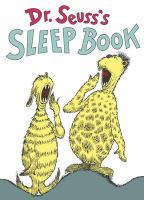 Cover image for Dr. Seuss's sleep book