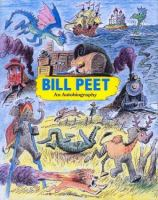Cover image for Bill Peet : an autobiography.