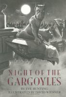 Cover image for Night of the gargoyles