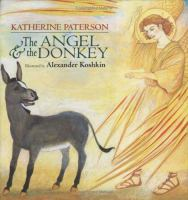Cover image for The angel and the donkey