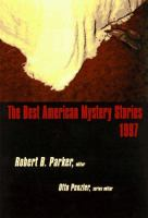 Cover image for The best American mystery stories, 1997 : / Best American mystery series