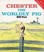 Imagen de portada para Chester the worldly pig