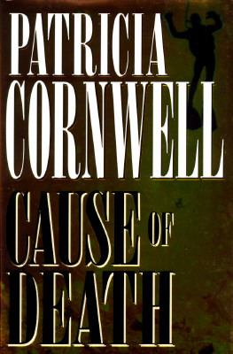 Cover image for Cause of death. bk. 7 : Kay Scarpetta series