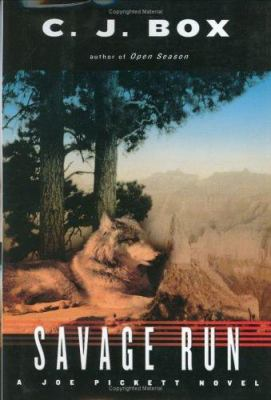 Imagen de portada para Savage run. bk. 2 : Joe Pickett series