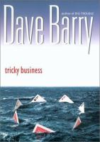 Cover image for Tricky business