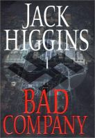 Cover image for Bad company. bk. 11 : Sean Dillon series