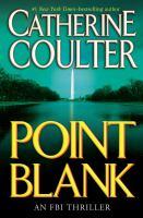 Cover image for Point blank bk. 10 : FBI thriller series
