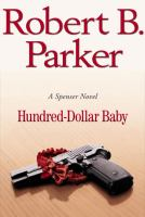 Cover image for Hundred-dollar baby. bk. 34 : Spenser series