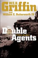 Cover image for The double agents. bk. 6 : Men at war series
