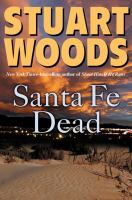 Cover image for Santa Fe dead. bk. 3 : Ed Eagle series