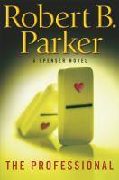 Cover image for The professional. bk. 38 : Spenser series
