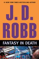 Cover image for Fantasy in death. bk. 30 : In death series